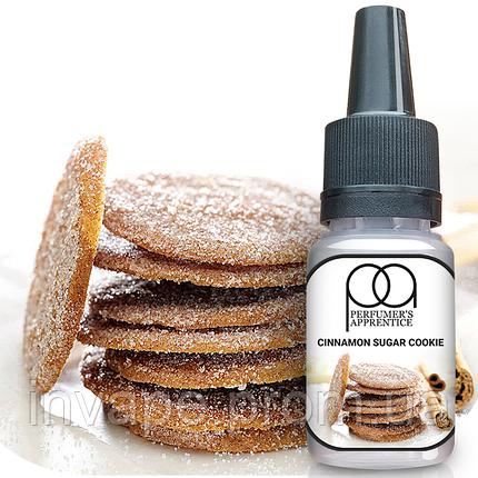 Ароматизатор TPA Cinnamon Sugar Cookie (Сахарное печенье с корицей) 5мл, фото 2