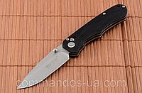 Нож складной для туризма, рыбалки и охоты. Сталь 8Cr13MoV. Рукоять - пластик G10.
