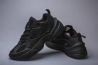 Кроссовки женские Nike Air Monarch M2K Tekno Black Черные