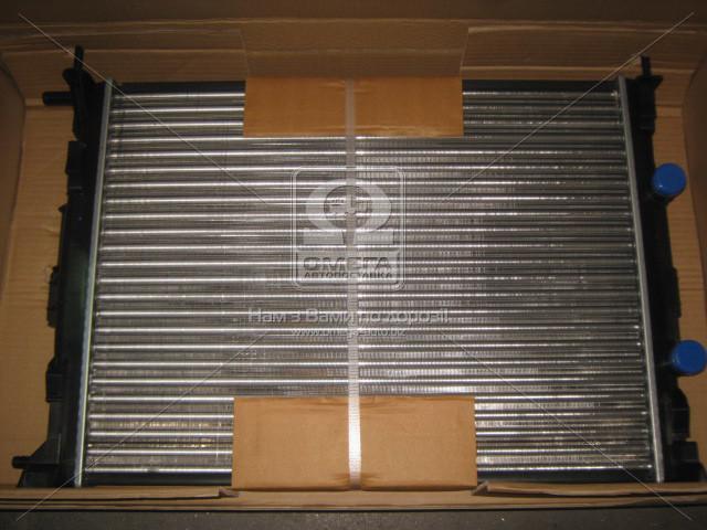 Радиатор MEGANE2/SCENIC MT +-AC 02 (Van Wezel) 43002307