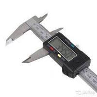 Штангенциркуль цифровой ШЦЦ-II 0-200 0.01 Крин