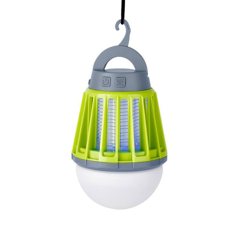 Уничтожитель комаров и насекомых KILNEX 2 в 1 антимоскито ловушка + USB LED лампа hubXyBP40176, КОД: 155314