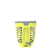 Уничтожитель комаров и насекомых KILNEX 2 в 1 антимоскито ловушка + USB LED лампа hubXyBP40176, КОД: 155314, фото 2