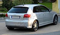 Накладка задняя Audi A3 8P