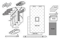 """Комплект одежды и покрытий для лапароскопии №1/Б ТМ"""" Технокомплекс"""""""