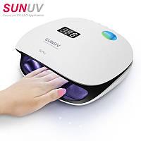 100% Оригинал! UV LED лампа для маникюра SUNUV SUN4