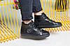 Мужские высокие ботинки Philipp Plein черные топ реплика, фото 3