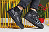 Мужские высокие ботинки Philipp Plein черные топ реплика, фото 5