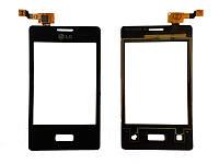 Сенсорный экран для LG Optimus L3 E400 (E405) Original