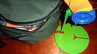 набор жерлиц СУМСКАЯ АЛЮМИНИЙ в герметичной сумке неоснащенных 10штук