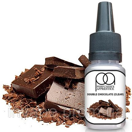 Ароматизатор TPA Double Chocolate (Clear) (Двойной шоколад) 5мл, фото 2