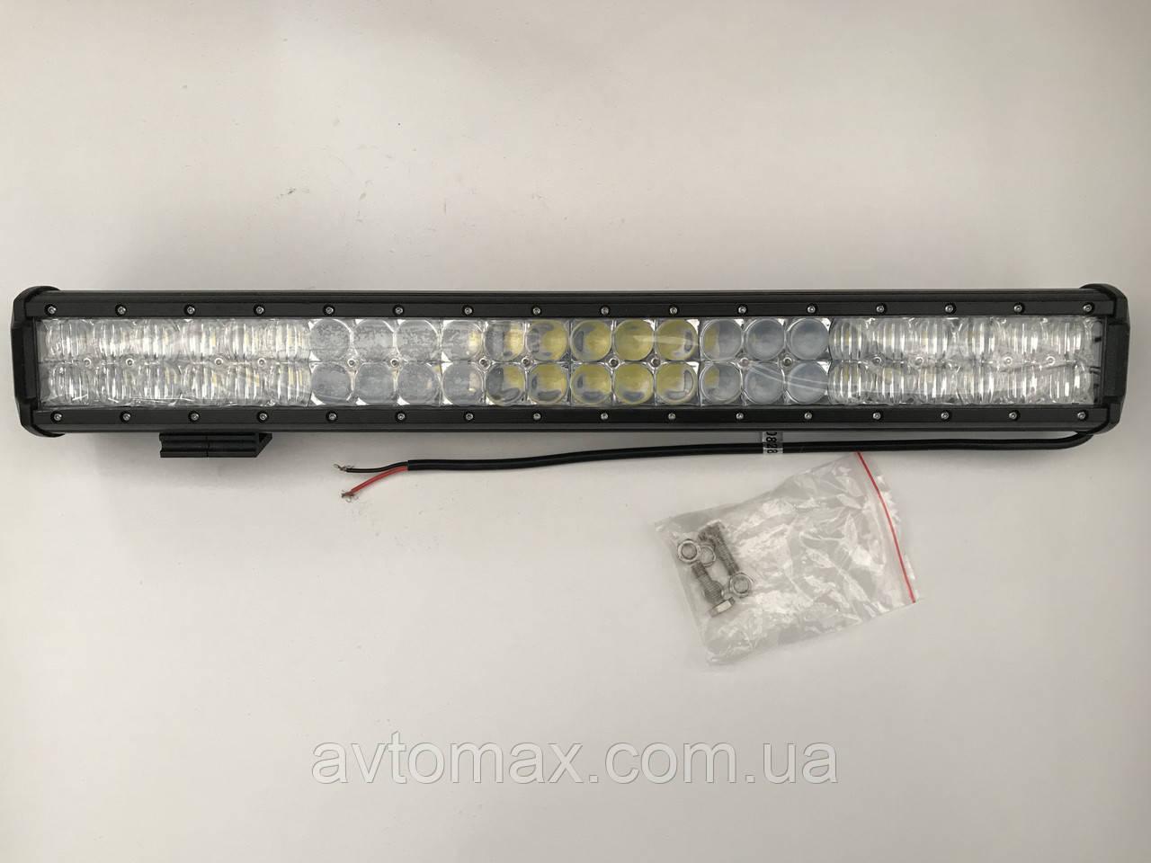Дополнительная противотуманная LED балка универсальная