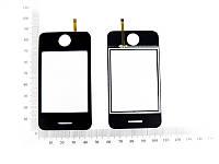 Сенсорный экран для китайского телефона iPhone №151 (Внешний размер 46x86мм)