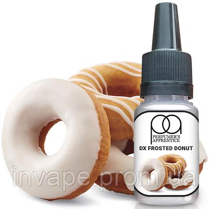 Ароматизатор TPA DX Frosted Donut (DX Пончик с глазурью) 5мл, фото 2