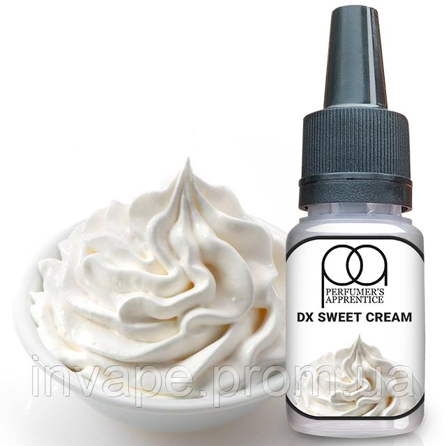 Ароматизатор TPA DX Sweet Cream (DX Сладкий крем) 5мл