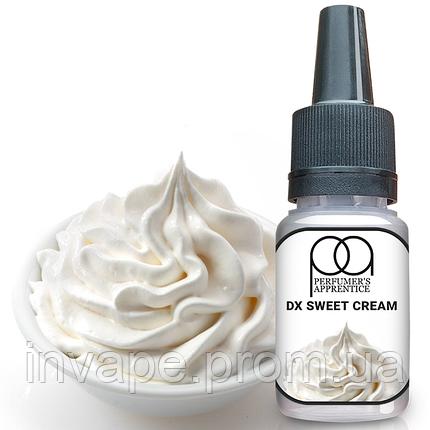 Ароматизатор TPA DX Sweet Cream (DX Сладкий крем) 5мл, фото 2