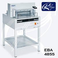 EBA 4855 Резак, гильотина для бумаги с функцией программирования