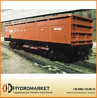 Полувагон люковой модель 12-4106