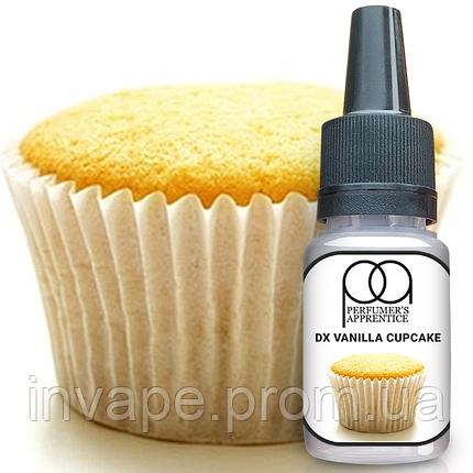 Ароматизатор TPA DX Vanilla Cupcake (DX Ванильный Кекс) 5мл, фото 2