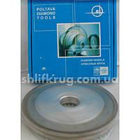 Алмазный круг шлифовальный для обработки кромки стекла (1DD6V) , фото 1