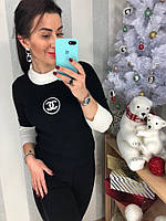 Женский оригинальный свитер  (3 цвета), фото 1