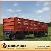 Коксотушильный вагон модель 26-4013