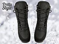 Дутики женские зимние ботиночки Pretty Style new
