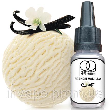Ароматизатор TPA French Vanilla (Французская ваниль) 5мл, фото 2