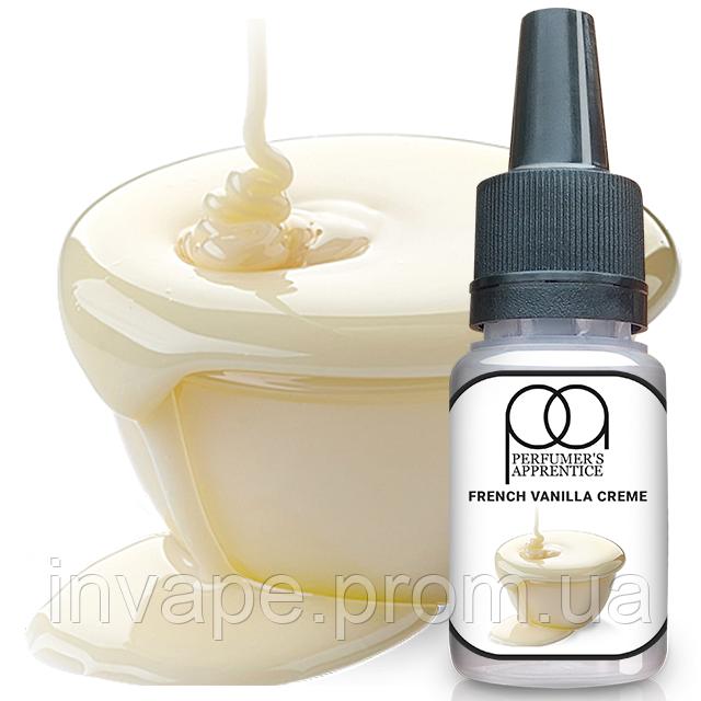 Ароматизатор TPA French Vanilla Creme (Французский Ванильный Крем) 5мл