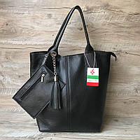 Женская сумка шопер design in Italy, фото 1