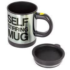 Кружка-мешалка Self stirring mug 350 мл up5323, КОД: 218449