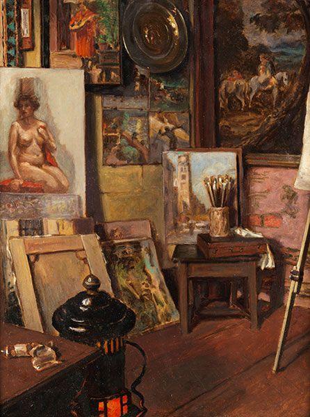 Продажа живописи и графики 17-21 веков