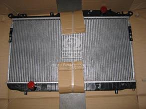 Радиатор охлаждения CHEVROLET EPICA (V250) (пр-во Van Wezel) 81002136