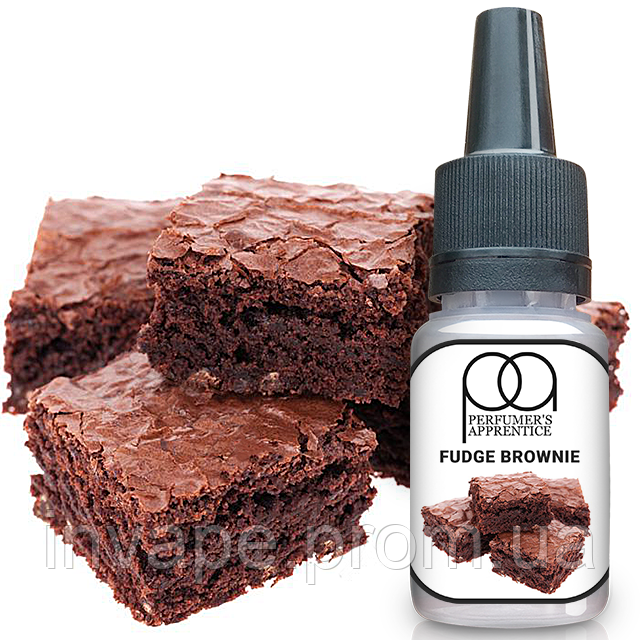 Ароматизатор TPA Fudge Brownie (Шоколадное пирожное) 5мл
