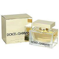 Парфюмированная вода Dolce Gabbana The One edp 75 ml, КОД: 156551