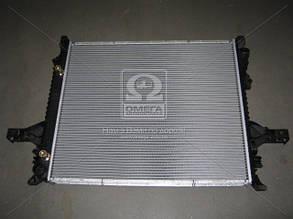 Радиатор охлаждения VOLVO XC 90 I (02-) (пр-во Van Wezel) 59002133
