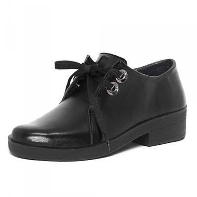 Туфли женские кожа 6010ch