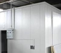 Сэндвич панели для холодильных камер 100мм.