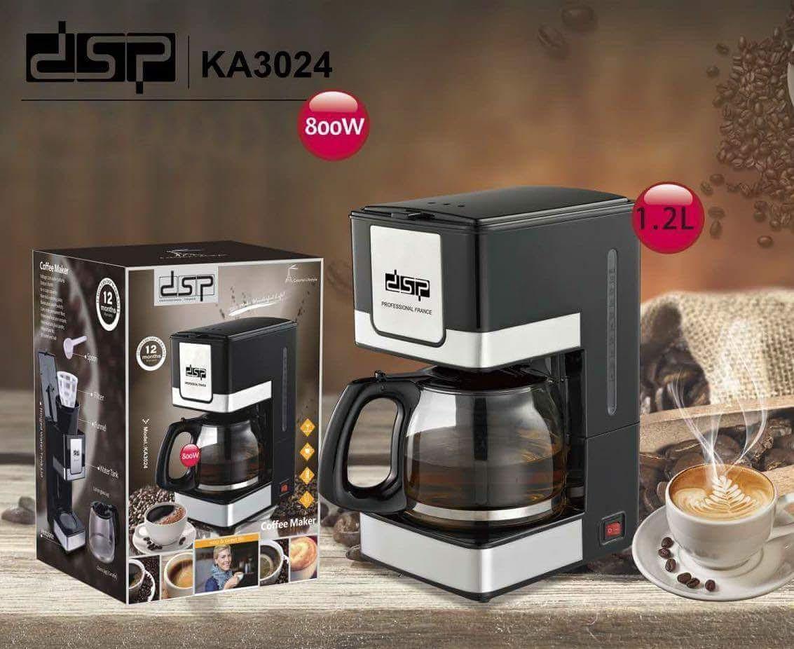 Кавоварка DSP Kafe Filter KA3024