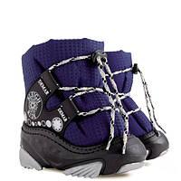 Зимові термо чобітки Demar Snowride  blue