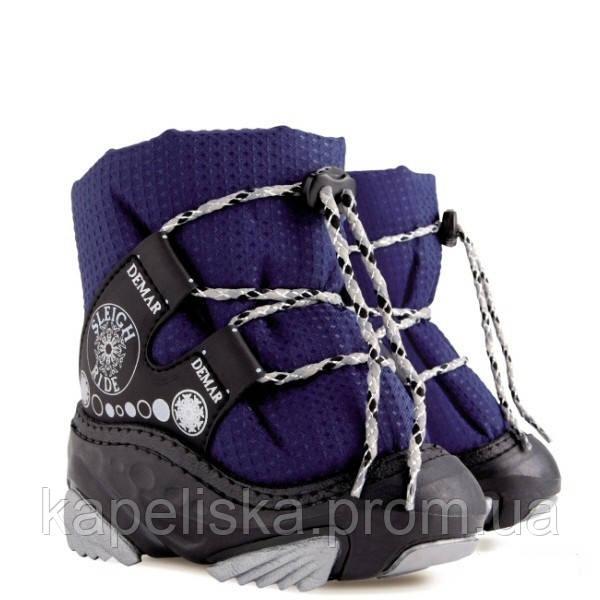 cfafe8d9 Зимові термо чобітки Demar Snowride blue - Kapeliska - твій улюблений  інтернет-магазин в Киеве