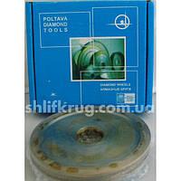 Алмазный круг шлифовальный для обработки кромки стекла (1FF6V)