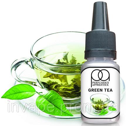 Ароматизатор TPA Green Tea (Зелёный чай) 5мл, фото 2