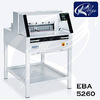 EBA 5260 резак - гильотина с функцией программирования