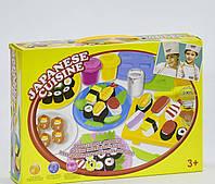 Тесто для лепки Японская кухня Разноцветный (40597)