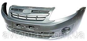Бампер ВАЗ 2190 Гранта передний в цвет автомобиля, оригинал