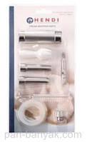 Profi Line Запасный части для сифона для сливок алюминий Hendi