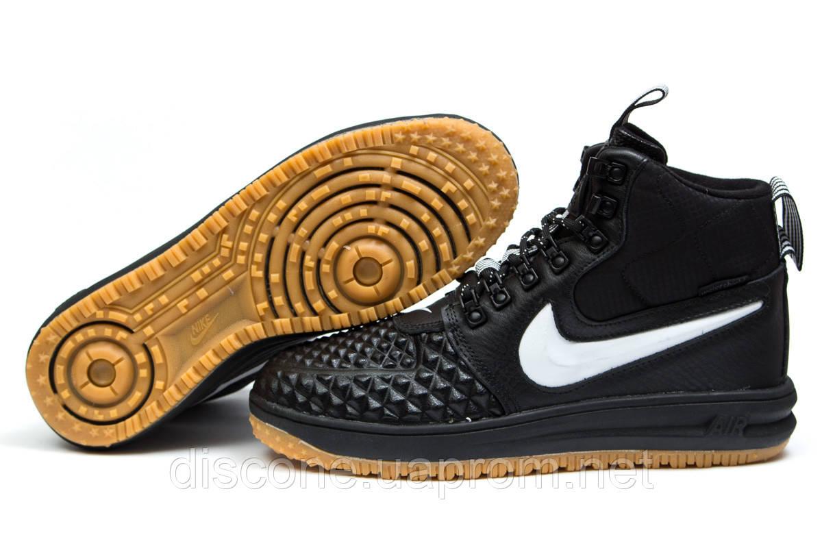 Зимние кроссовки ► Nike LF1 Duckboot,  черные (Код: 30911) ►(нет на складе) П Р О Д А Н О!