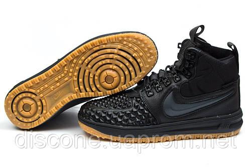Зимние кроссовки Nike LF1 Duckboot, темно-серые (30912), р. (нет на складе)