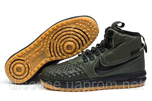 Зимние кроссовки Nike LF1 Duckboot, хаки (30915), р.  [  43 (последняя пара)  ]
